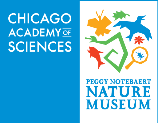 The Chicago Academy of Sciences / Peggy Notebaert Nature Museum logo