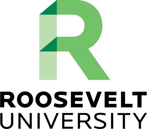 8c3da50346a0 Logo for Roosevelt University Roosevelt University logo